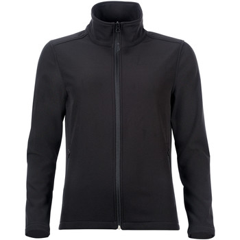 Textiel Dames Trainings jassen Sols RACE WOMEN SOFTSHELL Negro