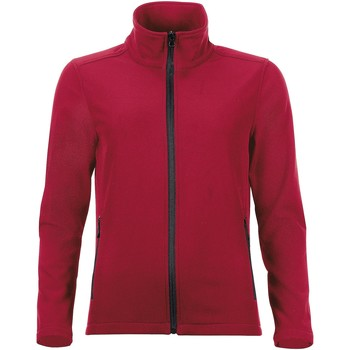 Textiel Dames Trainings jassen Sols RACE WOMEN SOFTSHELL Rojo