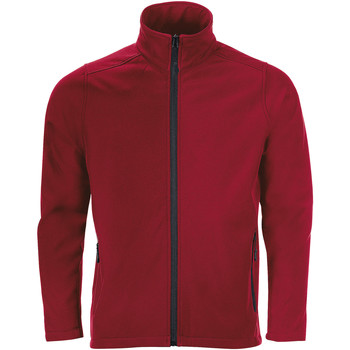 Textiel Heren Trainings jassen Sols RACE MEN SOFTSHELL Rojo