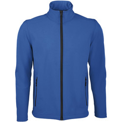 Textiel Heren Trainings jassen Sols RACE MEN SOFTSHELL Azul
