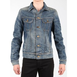 Textiel Heren Jasjes / Blazers Lee Rider Jacket L88842RT navy