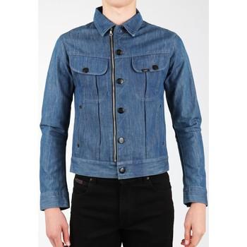 Textiel Heren Jasjes / Blazers Lee X Biker Rider L887DNXE blue