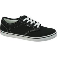 Schoenen Kinderen Lage sneakers Vans Atwood Low Noir