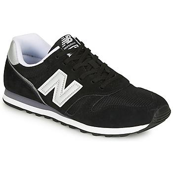 Schoenen Lage sneakers New Balance 373 Zwart