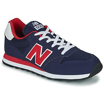Schoenen Heren Lage sneakers New Balance 500 Blauw / Rood