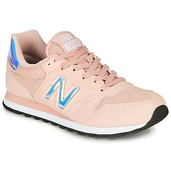 Schoenen Dames Lage sneakers New Balance 500 Roze