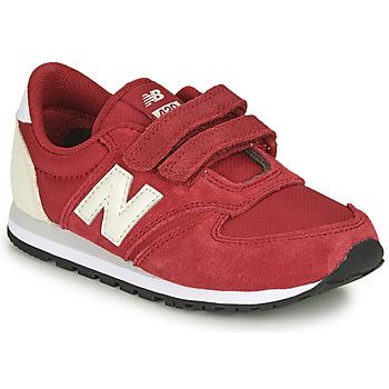 Schoenen Kinderen Lage sneakers New Balance 420 Rood