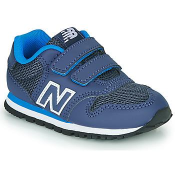 Schoenen Jongens Lage sneakers New Balance 500 Blauw