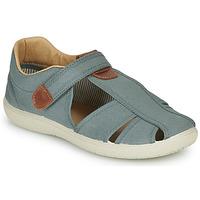 Schoenen Jongens Sandalen / Open schoenen Citrouille et Compagnie GUNCAL Grijs
