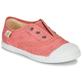 Schoenen Meisjes Lage sneakers Citrouille et Compagnie RIVIALELLE Roze