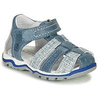 Schoenen Jongens Sandalen / Open schoenen Citrouille et Compagnie MARIOL Grijs