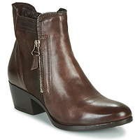 Schoenen Dames Laarzen Mjus DALLAS-DALLY Bordeau