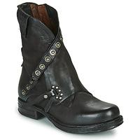 Schoenen Dames Laarzen Airstep / A.S.98 SAINTEC Zwart