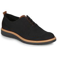 Schoenen Heren Derby IGI&CO  Zwart