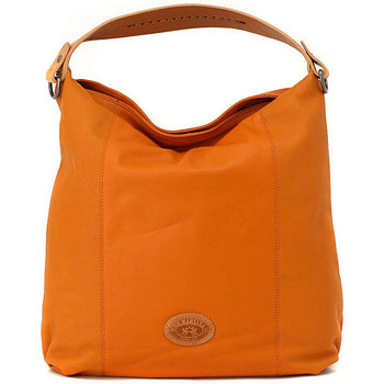 Handtassen La Martina DELTA ORANGE HOBO BAG