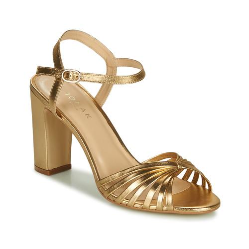 Schoenen Dames Sandalen / Open schoenen Jonak VINTO Platinum