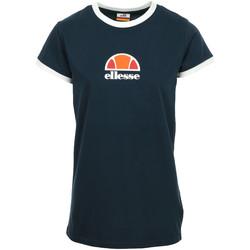 Textiel Dames T-shirts korte mouwen Ellesse Orlanda Tee Wn's Blauw