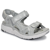 Schoenen Dames Outdoorsandalen Allrounder by Mephisto ITS ME Zilver