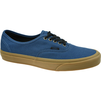 Schoenen Heren Lage sneakers Vans UA Authentic Bleu