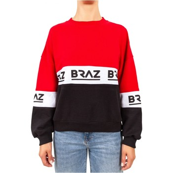 Textiel Dames Sweaters / Sweatshirts Braz 120972TSH Rood