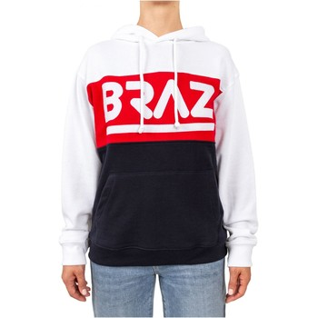 Textiel Dames Sweaters / Sweatshirts Braz 120974TSH Wit