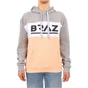 Textiel Dames Sweaters / Sweatshirts Braz 120973TSH Grijs