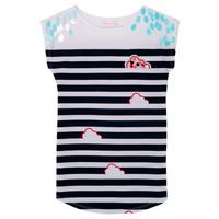 Textiel Meisjes Korte jurken Billieblush / Billybandit NATIA Blauw