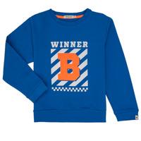 Textiel Jongens Sweaters / Sweatshirts Billieblush / Billybandit NAVALI Blauw