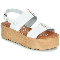 Schoenen Dames Sandalen / Open schoenen Musse & Cloud KILA Wit