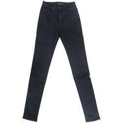 Textiel Dames Skinny jeans By La Vitrine Jeans bleu foncé RW826 Blauw