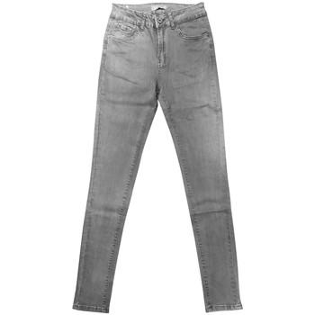 Textiel Dames Skinny jeans By La Vitrine jeans gris RW868 Grijs