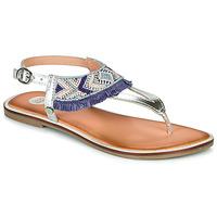 Schoenen Meisjes Sandalen / Open schoenen Gioseppo BERMUDAS Blauw / Wit