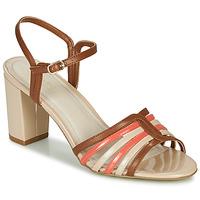 Schoenen Dames Sandalen / Open schoenen André PARISSE Multi-kleuren