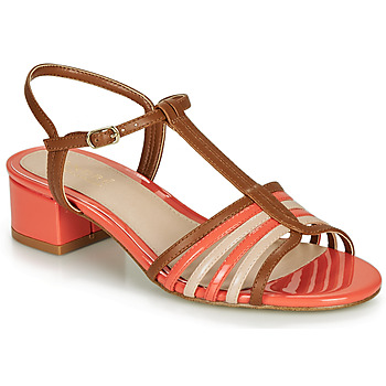 Schoenen Dames Sandalen / Open schoenen André PARISETTE Multi-kleuren