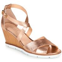 Schoenen Dames Sandalen / Open schoenen André PEONY Goud