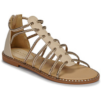 Schoenen Dames Sandalen / Open schoenen André PAIGE Roze