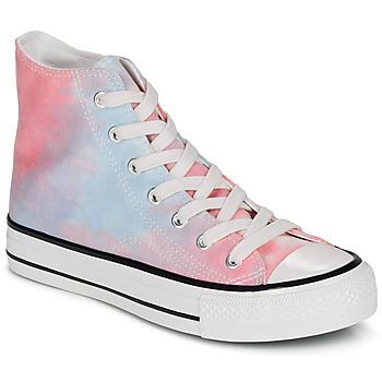 Schoenen Dames Hoge sneakers André HEAVEN Multi-kleuren