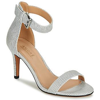 Schoenen Dames Sandalen / Open schoenen André MATHILDA Blauw