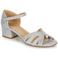 Schoenen Dames Sandalen / Open schoenen André MARYLOUISE Blauw