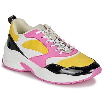 Schoenen Dames Lage sneakers André HAVVA Multi-kleuren