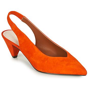 Schoenen Dames pumps André JAYLYN Oranje