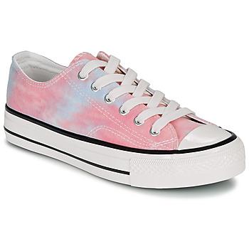 Schoenen Dames Lage sneakers André HAPPY Multi-kleuren