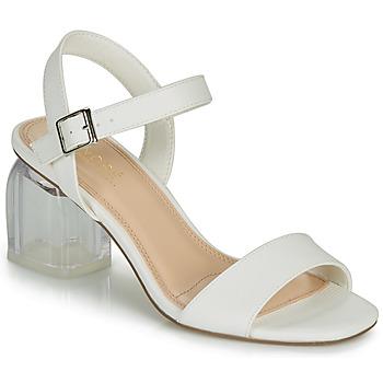 Schoenen Dames Sandalen / Open schoenen André MAGNOLINE Wit