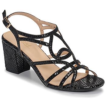 Schoenen Dames Sandalen / Open schoenen André JUDITH Zwart