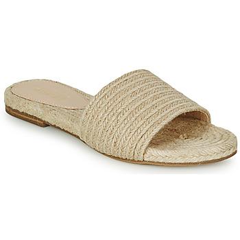 Schoenen Dames Sandalen / Open schoenen André PAMILIA Beige
