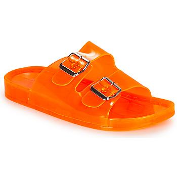 Schoenen Dames Sandalen / Open schoenen André HAF Oranje