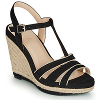 Schoenen Dames Sandalen / Open schoenen André JULY Zwart
