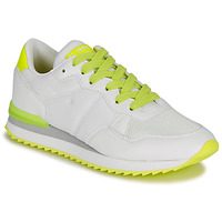 Schoenen Dames Lage sneakers André HISAYO Wit
