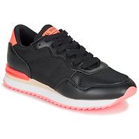 Schoenen Dames Lage sneakers André HISAYO Zwart