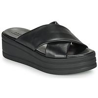 Schoenen Dames Sandalen / Open schoenen André ELVIANA Zwart